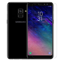 Ultra Clear Tempered Glass Screen Protector Film for Samsung Galaxy A8 (2018) Duos A530F Clear