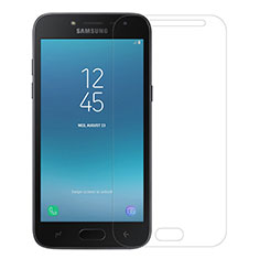 Ultra Clear Tempered Glass Screen Protector Film for Samsung Galaxy J2 Pro (2018) J250F Clear