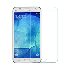 Ultra Clear Tempered Glass Screen Protector Film for Samsung Galaxy J7 SM-J700F J700H Clear