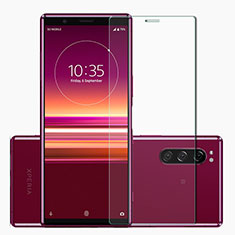 Ultra Clear Tempered Glass Screen Protector Film for Sony Xperia 5 Clear