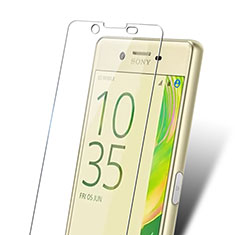 Ultra Clear Tempered Glass Screen Protector Film for Sony Xperia X Clear