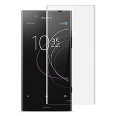 Ultra Clear Tempered Glass Screen Protector Film for Sony Xperia XZ1 Compact Clear