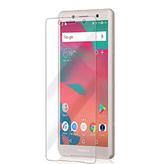 Ultra Clear Tempered Glass Screen Protector Film for Sony Xperia XZ2 Clear