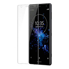 Ultra Clear Tempered Glass Screen Protector Film for Sony Xperia XZ3 Clear