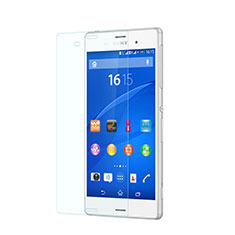 Ultra Clear Tempered Glass Screen Protector Film for Sony Xperia Z3 Clear