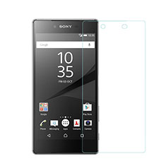 Ultra Clear Tempered Glass Screen Protector Film for Sony Xperia Z5 Premium Clear