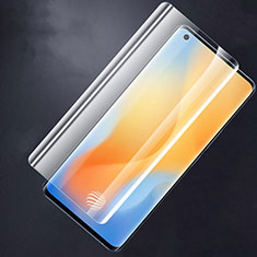 Ultra Clear Tempered Glass Screen Protector Film for Vivo X50 Pro 5G Clear