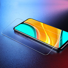Ultra Clear Tempered Glass Screen Protector Film for Xiaomi Redmi 9 Prime India Clear