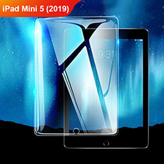 Ultra Clear Tempered Glass Screen Protector Film T01 for Apple iPad Mini 5 (2019) Clear