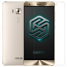Ultra Clear Tempered Glass Screen Protector Film T01 for Asus Zenfone 3 Deluxe ZS570KL ZS550ML Clear