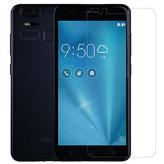 Ultra Clear Tempered Glass Screen Protector Film T01 for Asus Zenfone 3 Zoom Clear