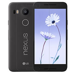 Ultra Clear Tempered Glass Screen Protector Film T01 for Google Nexus 5X Clear
