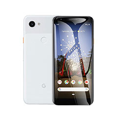Ultra Clear Tempered Glass Screen Protector Film T01 for Google Pixel 3a XL Clear