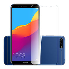 Ultra Clear Tempered Glass Screen Protector Film T01 for Huawei Enjoy 8e Clear