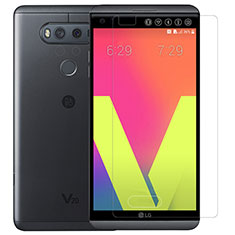 Ultra Clear Tempered Glass Screen Protector Film T01 for LG V20 Clear