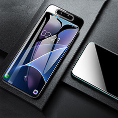 Ultra Clear Tempered Glass Screen Protector Film T01 for Samsung Galaxy A80 Clear