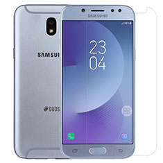 Ultra Clear Tempered Glass Screen Protector Film T01 for Samsung Galaxy J5 (2017) SM-J750F Clear