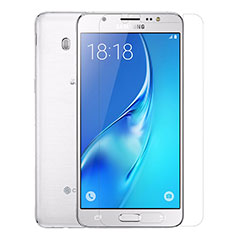 Ultra Clear Tempered Glass Screen Protector Film T01 for Samsung Galaxy J5 Duos (2016) Clear