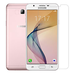 Ultra Clear Tempered Glass Screen Protector Film T01 for Samsung Galaxy J7 Prime Clear