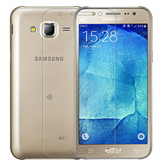 Ultra Clear Tempered Glass Screen Protector Film T01 for Samsung Galaxy J7 SM-J700F J700H Clear