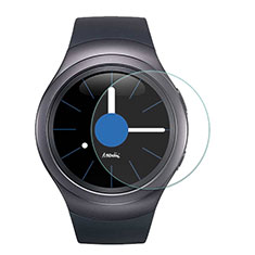 Ultra Clear Tempered Glass Screen Protector Film T01 for Samsung Gear S2 3G R730 Clear