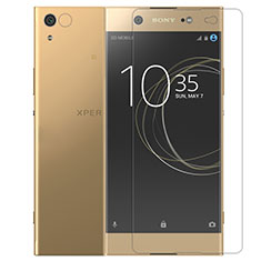 Ultra Clear Tempered Glass Screen Protector Film T01 for Sony Xperia XA1 Ultra Clear