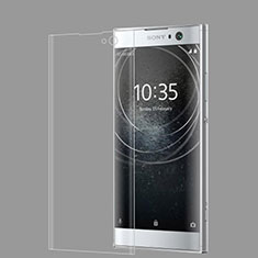 Ultra Clear Tempered Glass Screen Protector Film T01 for Sony Xperia XA2 Plus Clear