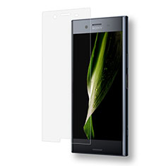Ultra Clear Tempered Glass Screen Protector Film T01 for Sony Xperia XZ Premium Clear