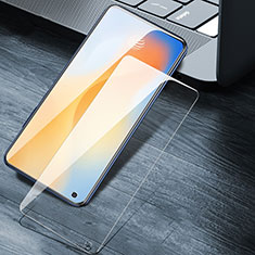 Ultra Clear Tempered Glass Screen Protector Film T01 for Vivo X50 5G Clear