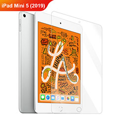 Ultra Clear Tempered Glass Screen Protector Film T02 for Apple iPad Mini 5 (2019) Clear