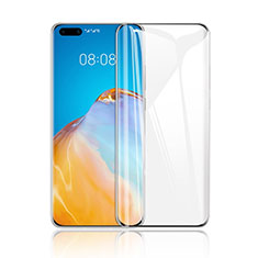 Ultra Clear Tempered Glass Screen Protector Film T02 for Huawei P40 Pro+ Plus Clear
