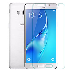 Ultra Clear Tempered Glass Screen Protector Film T02 for Samsung Galaxy J5 Duos (2016) Clear