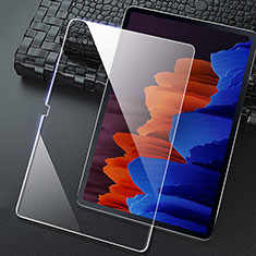 Ultra Clear Tempered Glass Screen Protector Film T02 for Samsung Galaxy Tab S7 4G 11 SM-T875 Clear