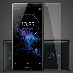 Ultra Clear Tempered Glass Screen Protector Film T02 for Sony Xperia XZ2 Clear