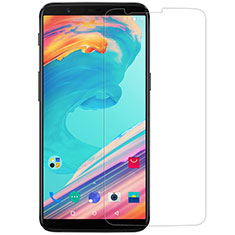Ultra Clear Tempered Glass Screen Protector Film T03 for OnePlus 5T A5010 Clear