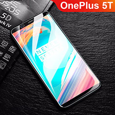 Ultra Clear Tempered Glass Screen Protector Film T05 for OnePlus 5T A5010 Clear