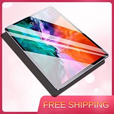 Ultra Clear Tempered Glass Screen Protector Film T07 for Apple iPad Pro 12.9 (2020) Clear