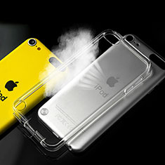 Ultra Slim Transparent Gel Soft Case for Apple iPod Touch 5 Clear