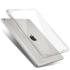 Ultra Slim Transparent TPU Soft Case for Apple iPad Air 2 Clear