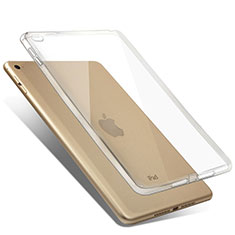 Ultra Slim Transparent TPU Soft Case for Apple iPad Mini 4 Clear