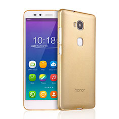 Ultra Slim Transparent TPU Soft Case for Huawei GR5 Gold