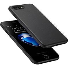 Ultra-thin Plastic Matte Finish Case for Apple iPhone 8 Plus Black