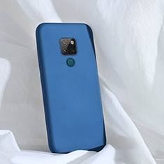 Ultra-thin Silicone Gel Soft Case 360 Degrees Cover C01 for Huawei Mate 20 Blue