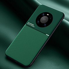 Ultra-thin Silicone Gel Soft Case 360 Degrees Cover C01 for Huawei Mate 40 Pro Green