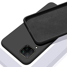 Ultra-thin Silicone Gel Soft Case 360 Degrees Cover C01 for Huawei P40 Lite Black