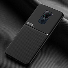Ultra-thin Silicone Gel Soft Case 360 Degrees Cover C01 for Xiaomi Redmi Note 9 Black