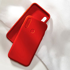 Ultra-thin Silicone Gel Soft Case 360 Degrees Cover C02 for Huawei Honor 20 Lite Red