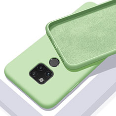 Ultra-thin Silicone Gel Soft Case 360 Degrees Cover C03 for Huawei Mate 20 X 5G Green