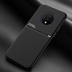 Ultra-thin Silicone Gel Soft Case 360 Degrees Cover C03 for OnePlus 7T Black