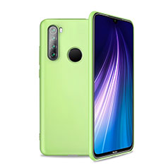 Ultra-thin Silicone Gel Soft Case 360 Degrees Cover C04 for Xiaomi Redmi Note 8 Green